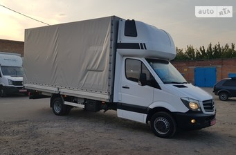 Mercedes-Benz Sprinter груз.  2016