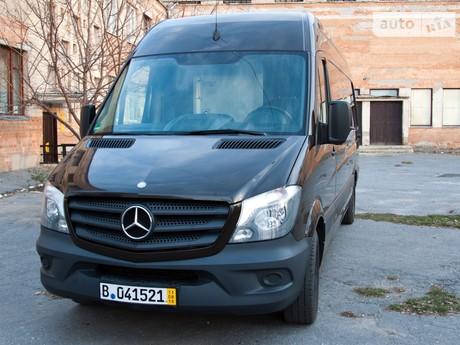 Mercedes-Benz Sprinter груз. 2013