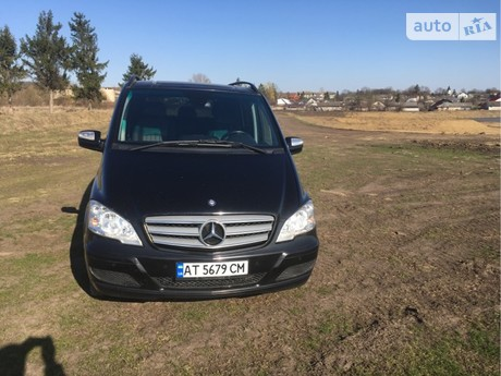 Mercedes-Benz Viano пасс. 2013