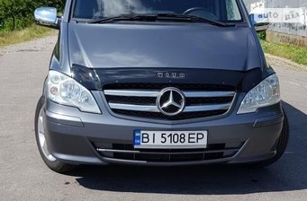 Mercedes-Benz Vito 113 2013