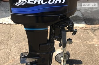 Mercury 25M Sea Pro 2000