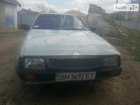 Mitsubishi Cordia 1986
