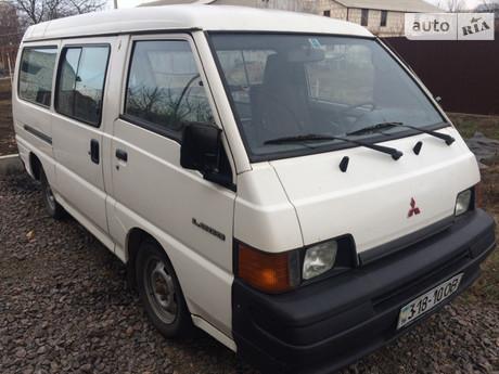 Mitsubishi L 300 пасс. 1996