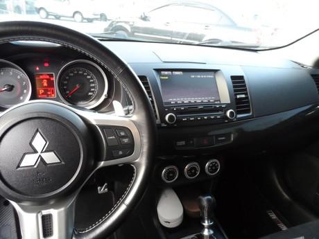 Mitsubishi Lancer X Ralliart 2008