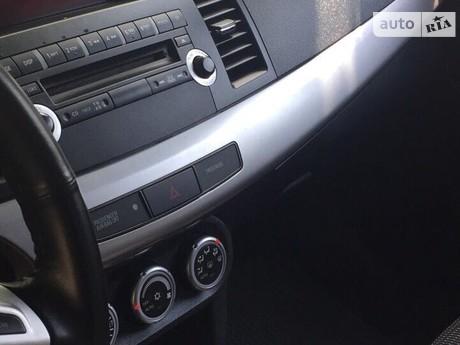 Mitsubishi Lancer X Sportback 2010