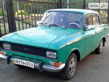 Москвич / АЗЛК 2138 1976