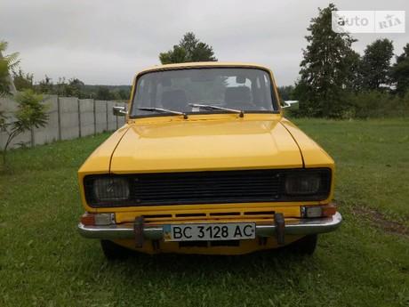 Москвич / АЗЛК 2140 1979