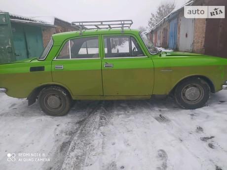 Москвич/АЗЛК 2140 1981