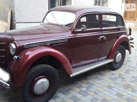 Москвич / АЗЛК 401 1954