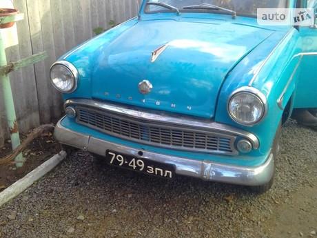 Москвич / АЗЛК 407 1960