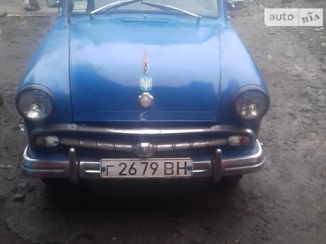 Москвич / АЗЛК 407 1958