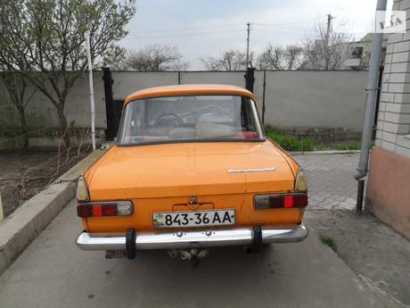 Москвич / АЗЛК 412 1987