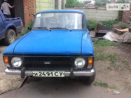 Москвич / АЗЛК 412 1980