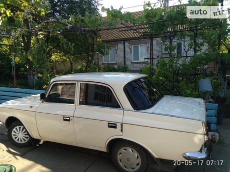 Москвич / АЗЛК 412 1988