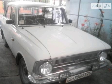 Москвич / АЗЛК 412 1972