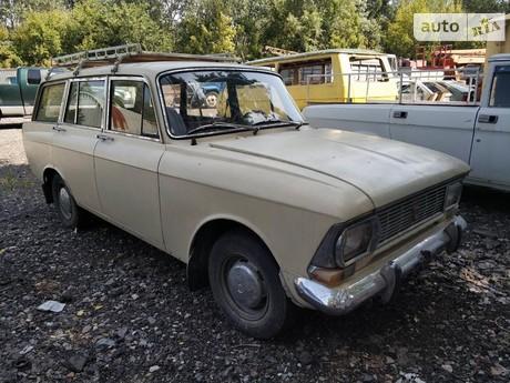 Москвич / АЗЛК 427 1975