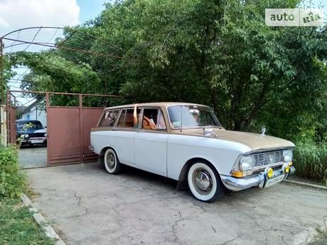 Москвич / АЗЛК 427 1973