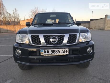 Nissan Patrol 2007