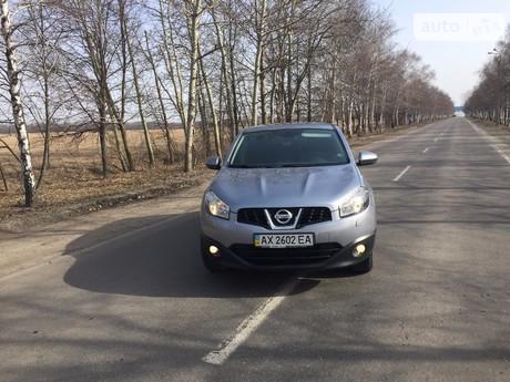 Nissan Qashqai New 2.0 CVT (144 л.с.) 2WD 2012
