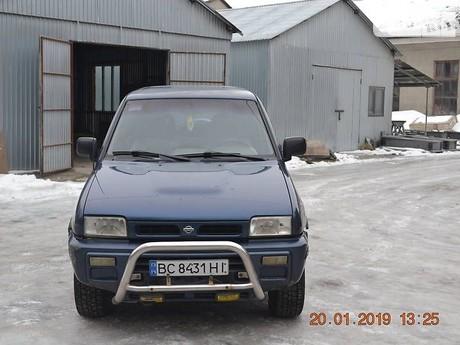 Nissan Terrano II 1996