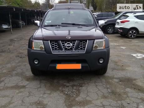 Nissan X-Terra 2006