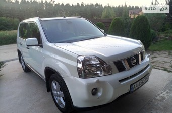 Nissan X-Trail 2.0 AT (141 л.с.) 2010