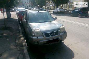Nissan X-Trail 2.0 AT (141 л.с.) 2002