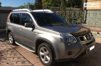 Nissan X-Trail 2.0D AT (150 л.с.) 2011