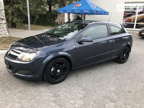 Opel Astra GTC 2009