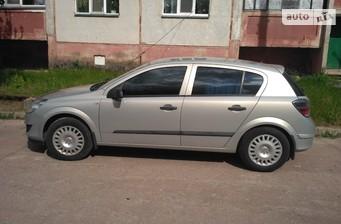 Opel Astra H 1.8 MT (140 л.с.) 2008
