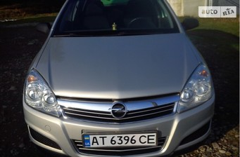 Opel Astra H 1.4 AT (90 л.с.) 2007