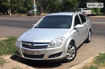 Opel Astra H 1.6 MT (115 л.с.) 2008