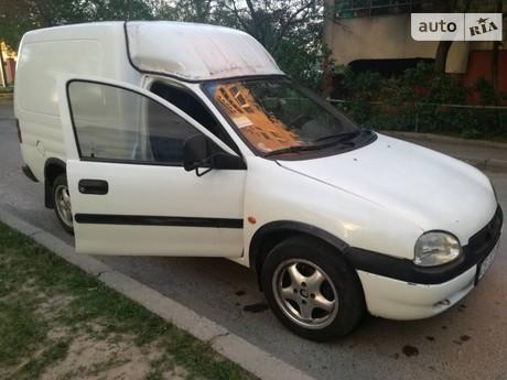 Opel Combo груз. 2000