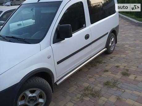 Opel Combo груз.