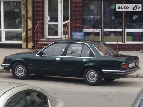 Opel Commodore 1982