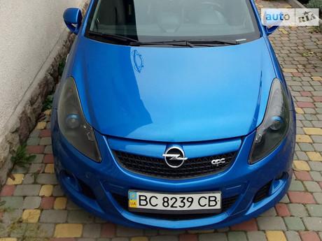 Opel Corsa OPC 2008