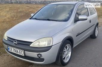Opel Corsa 1.2 MT (70 л.с.)  2001