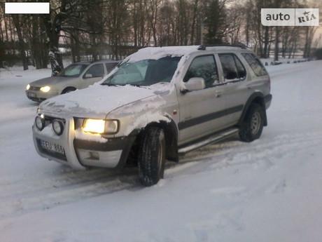 Opel Frontera 2002