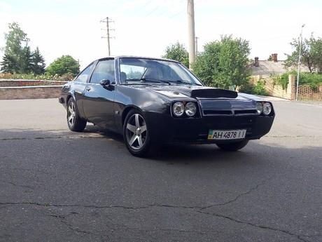 Opel Manta 1982