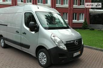 Opel Movano груз.  2014