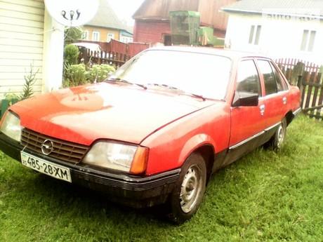 Opel Rekord 1978