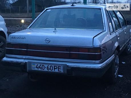 Opel Senator 1986
