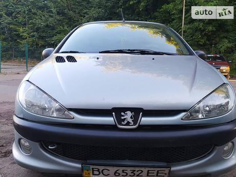 Peugeot 206 Sedan 2007