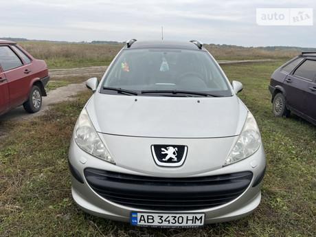Peugeot 207 Hatchback (5d)