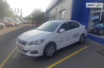 Peugeot 301 1.2 MT (72 л.с.) 2017
