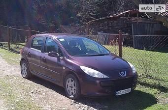 Peugeot 307 1.6 VTi (110 л.с.) MT 2006