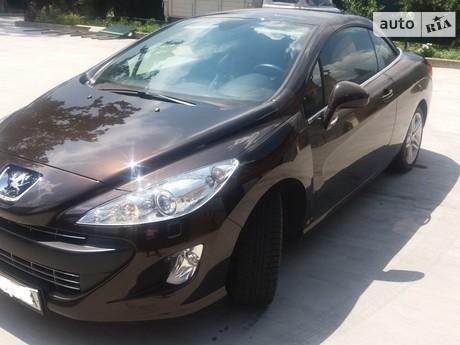 Peugeot 308 CC 2009