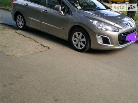 Peugeot 308 SW