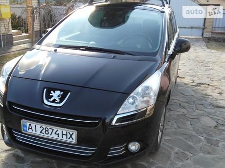 Peugeot 5008 2010