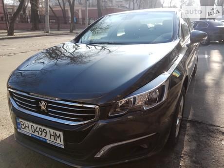 Peugeot 508 2015